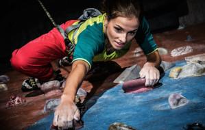 Wkręceni w sport: Wspinanie się po lekką i wyrzeźbioną sylwetkę