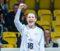 Weronika Kordowiecka liczy na wygraną nad Viborgiem. Wyborna forma bramkarki GTPR