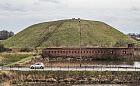 Punkt widokowy z grillem na Bastionie Żubr