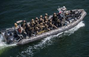 Komandosi Formozy szykują się do misji na Morzu Śródziemnym