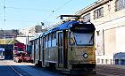 Prywatny tramwaj na gdańskich torach