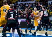 Asseco Gdynia przegrało z TBV Startem Lublin 76:78 . Krzysztof Szubarga źle rozegrał końcówkę