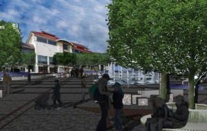 Plac Przyjaciół Sopotu: drzewa do wymiany