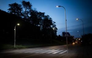 Inteligentne przejście dla pieszych w Gdańsku. Przydałoby się ich więcej