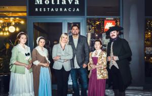 Kolacja starogdańska w Restauracji Motlava