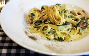 Jemy na mieście: Ciao Ciao Pizza e Pasta - włoska kuchnia tylko z nazwy