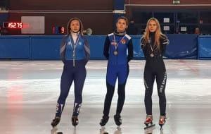 Sport Talent: Julia Krutysza. Short track, czyli fascynująca prędkość na łyżwach