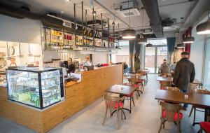 Restauracja, która zarabia na fundację kulturalną
