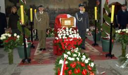 Początek ekshumacji Macieja Płażyńskiego