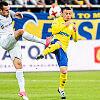 Zagłębie Lubin - Arka Gdynia 0:0. Znów remis w meczu przyjaźni kibiców