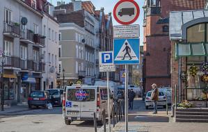 WSA: organizacja ruchu w Śródmieściu Gdańska niezgodna z prawem