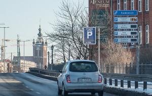 Elektroniczne znaki pomogą parkować w pasie nadmorskim