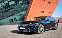 Lexus LS: ekstrawagancja i japońska...