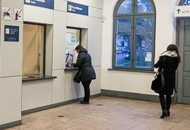 Trudniej kupić papierowy bilet na SKM