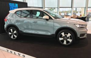 Volvo XC40 europejskim autem roku 2018