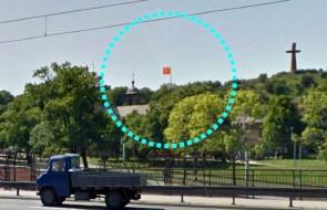 40-metrowy maszt z flagą Polski stanie na Grodzisku w Gdańsku