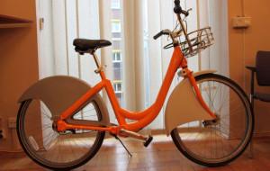 Pomaluj miejski rower dla Gdańska i Sopotu