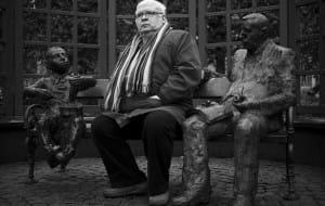 Zmarł rzeźbiarz, profesor Sławoj Ostrowski