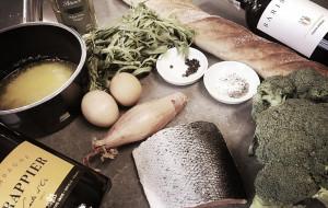 Gastrobanda: Kamil i aromatyczny łosoś