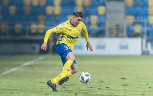 Damian Zbozień dostał ofertę przedłużenia kontraktu od Arki Gdynia. Zwycięstwo dedykuje kibicom