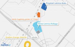 Miejski grunt w Letnicy sprzedany za 24 mln zł
