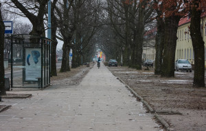 Lepiej doświetlone chodniki na Strzyży