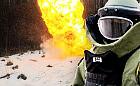 Tak pracują policyjni minerzy-pirotechnicy