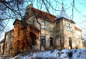 Tajemnice pewnego zamku na Żuławach Gdańskich
