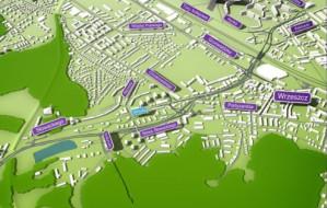 Komisja przetargowa wskazała najtańszą ofertę na budowę środkowego odcinka Słowackiego