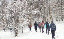 3-dniowa zimowa wędrówka Szlakiem...