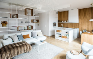 Jak oni mieszkają: skandynawska przestrzeń w Orłowie