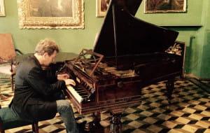 Muzyka Haydna na fortepianie Chopina w Muzeum Narodowym