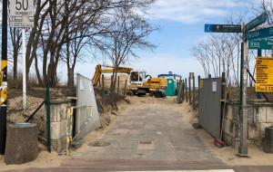 Ruszyła budowa toalet na plażach w Gdańsku