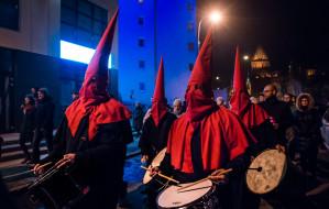 Wielkopiątkowe misteria na ulicach Gdańska