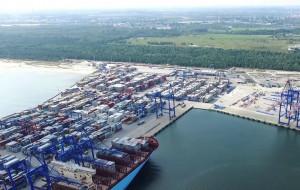 Czy plaża na Stogach stanie się częścią portu?