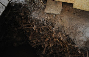 Pochówek szczątków tysięcy gdańszczan