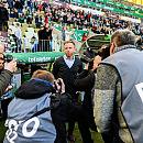 Piotr Stokowiec: W tym sezonie nie będzie to Lechia Gdańsk moich marzeń, ale na rewanż derbów bez bojaźni