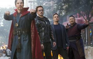 """Śmiech przez łzy. Recenzja filmu """"Avengers: Wojna bez granic"""""""