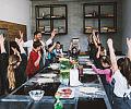 """Na """"niejadków"""" i zdrowe nawyki zabawa w kucharza, czyli warsztaty kulinarne dla najmłodszych"""