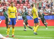Arka Gdynia - Legia Warszawa 1:2 w finale Pucharu Polski. Klątwa gospodarza trwa