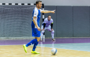 Być albo nie być AZS UG Gdańsk w Futsal Ekstraklasie. W czwartek zaczyna grupa spadkowa