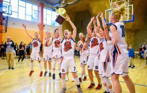 Koszykarki Politechniki Gdańskiej mistrzyniami I ligi kobiet. Czy zagrają w Energa Basket Lidze?