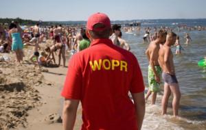 Praca na lato: Jak zostać ratownikiem wodnym?