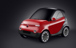 SEVI - trójmiejski pomysł na elektryczne auto miejskie