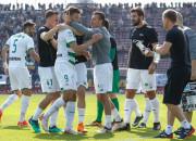 Pogoń Szczecin - Lechia Gdańsk 1:1. Biało-zieloni utrzymali się w ekstraklasie