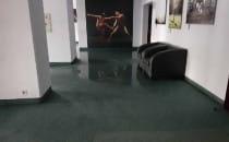 Skutki ulewy we Wrzeszczu: zalana Opera...