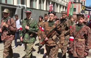 """""""Dali świadectwo"""" w marszu Pileckiego"""