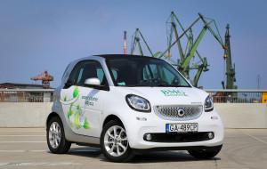 Elektryczny smart - dobry do miasta