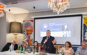 Geneza biznesu: udane spotkanie z byłym prezydentem