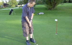 Golf na wuefie? Lepszy niż piłka!